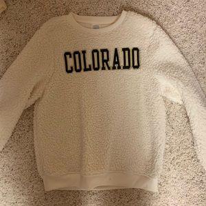 Brand new Colorado Sherpa